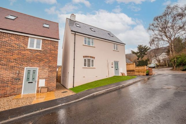 4 bed detached house for sale in Whiteway, Woodmancote, Dursley GL11