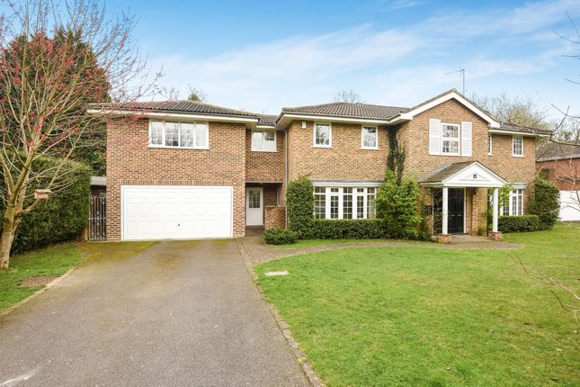 Thumbnail Detached house to rent in Sunningdale, Berkshire