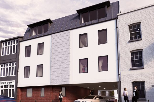 Thumbnail 1 bed flat for sale in High Town, Hereford