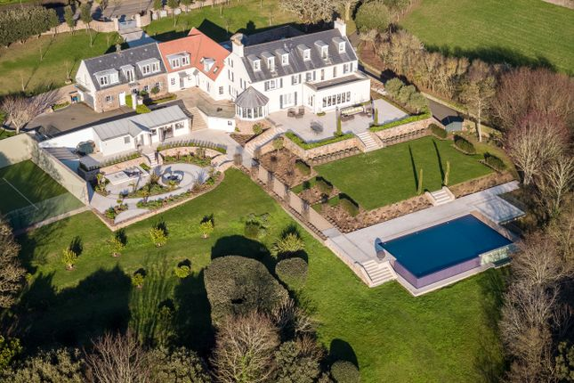 Thumbnail Detached house for sale in La Route Des Genets, St. Brelade, Jersey