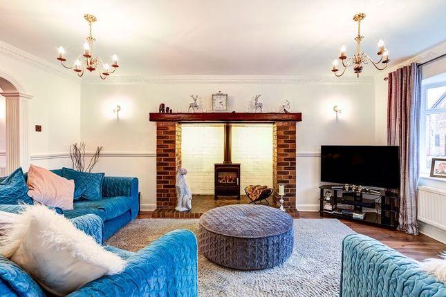 Lounge of Paddocks Green, Mossley, Congleton CW12