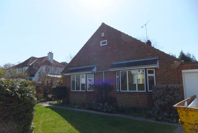 Thumbnail Bungalow to rent in Stone Street, Tunbridge Wells, Kent