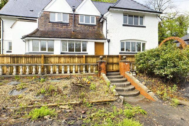 Thumbnail Detached house for sale in Queen Square, Ebbw Vale, Gwent