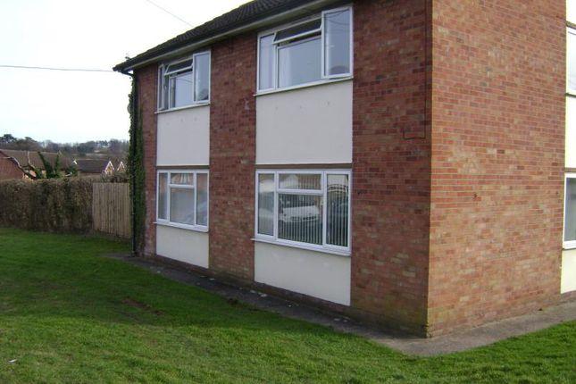 Thumbnail Flat to rent in 2 St Davids Road, Abergavenny