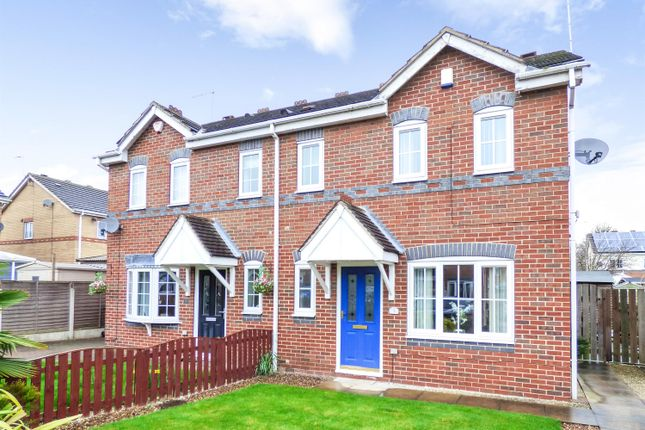 Thumbnail Semi-detached house to rent in Kipling Grove, Pontefract