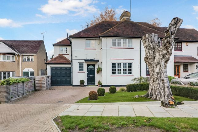 4 bed semi-detached house for sale in 5 Parkfield Gardens, Harrow, Middlesex HA2