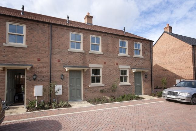 Thumbnail End terrace house to rent in Flanders Close, Bicester