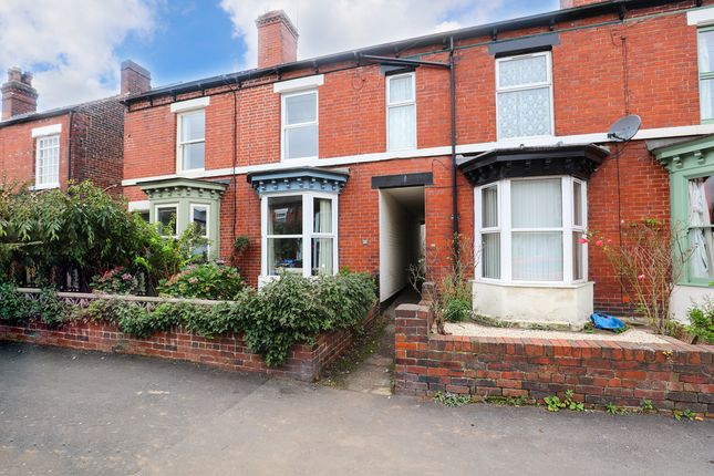 Thumbnail Terraced house for sale in Empire Road, Sheffield