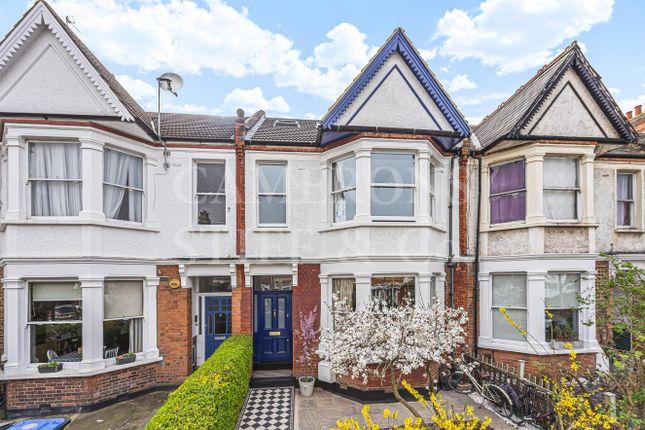 Thumbnail Terraced house for sale in Cholmondeley Avenue, London