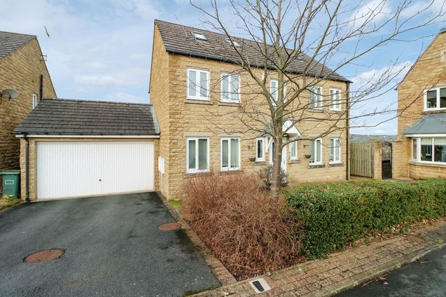Thumbnail Detached house for sale in Wadsworth Court, Cleckheaton