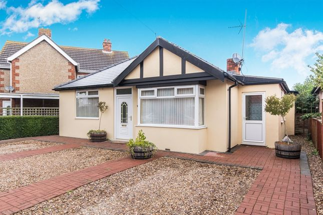 Thumbnail Detached bungalow for sale in St. Huberts Drive, Skegness