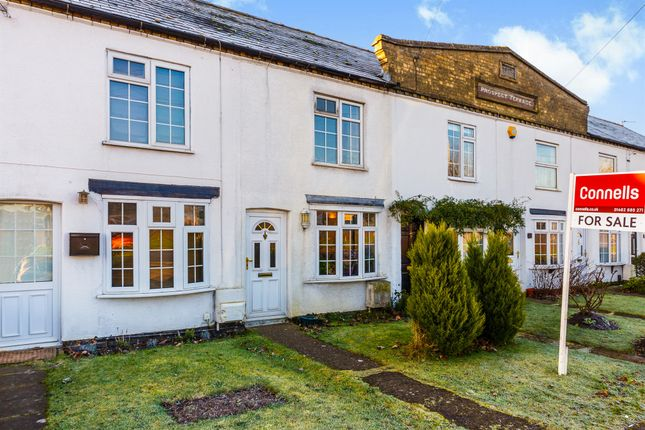 Thumbnail Terraced house for sale in Clothall Road, Baldock