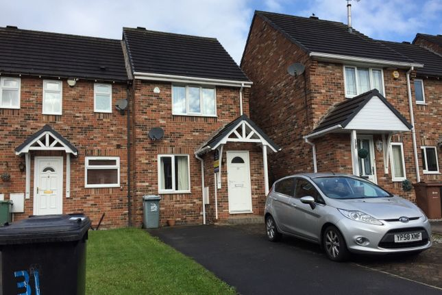 Thumbnail Semi-detached house to rent in Bryony Court, Leeds