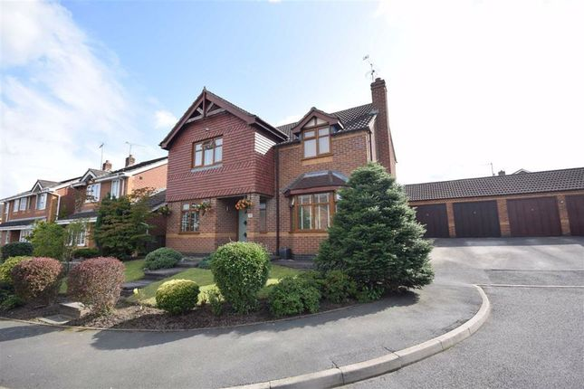Thumbnail Property for sale in Loom Close, Belper