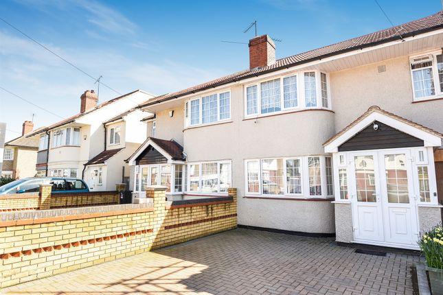 Thumbnail Terraced house for sale in Longford Avenue, Feltham