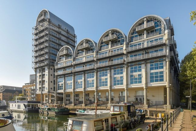 Thumbnail Flat to rent in Sweden Gate, London