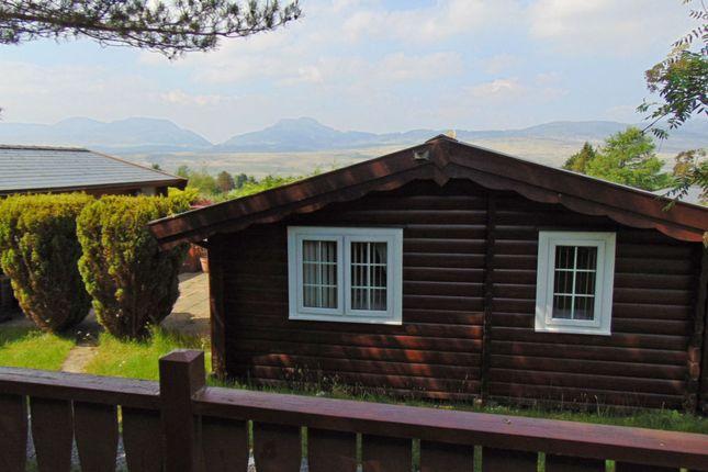 54 View of Trawsfynydd Holiday Village, Bron Aber, Trawsfynydd, Blaenau Ffestiniog LL41