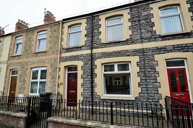 Thumbnail Terraced house for sale in Lead Street, Cardiff