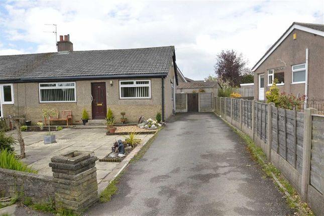 Thumbnail Semi-detached bungalow to rent in Hodder Street, Accrington