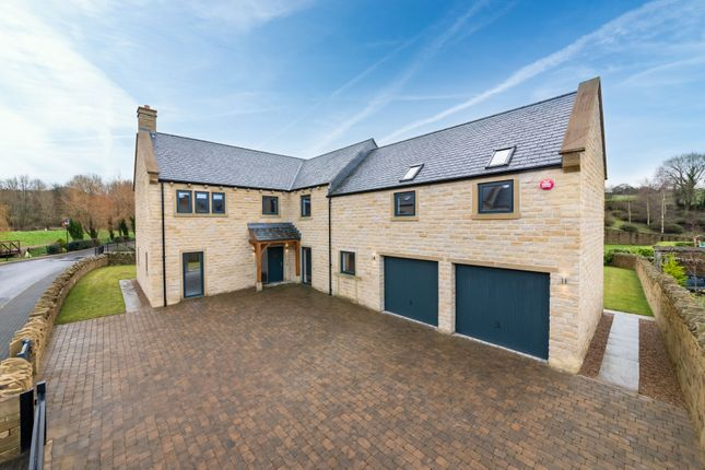 Thumbnail Detached house for sale in Whitley Willows, Huddersfield