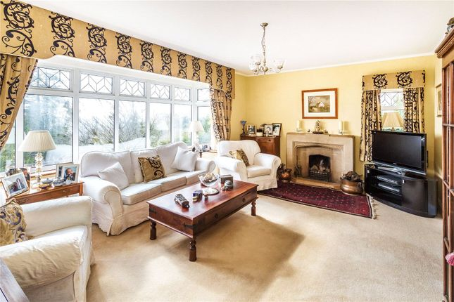 Thumbnail Detached house for sale in Gravelly Hill, Caterham, Surrey