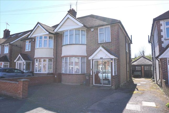 3 bed semi-detached house for sale in Bassett Gardens, Osterley, Isleworth TW7