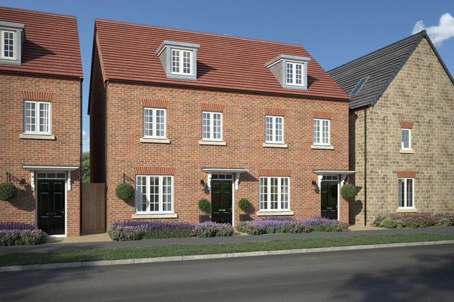 """3 bed semi-detached house for sale in """"Kennett"""" at Richmond Road, Bicester OX26"""