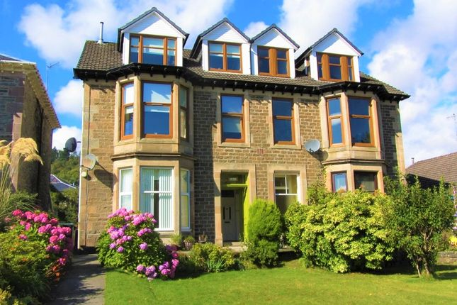 Thumbnail Flat for sale in 39D Glenmorag Crescent, Dunoon