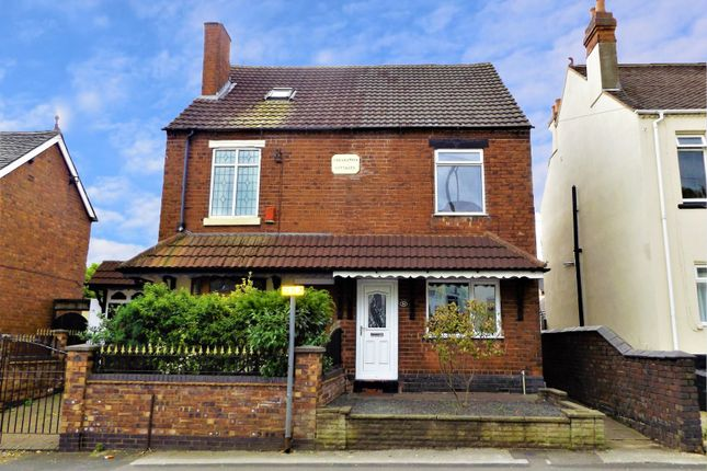 Thumbnail Semi-detached house for sale in Spring Road, Shelfield, Walsall