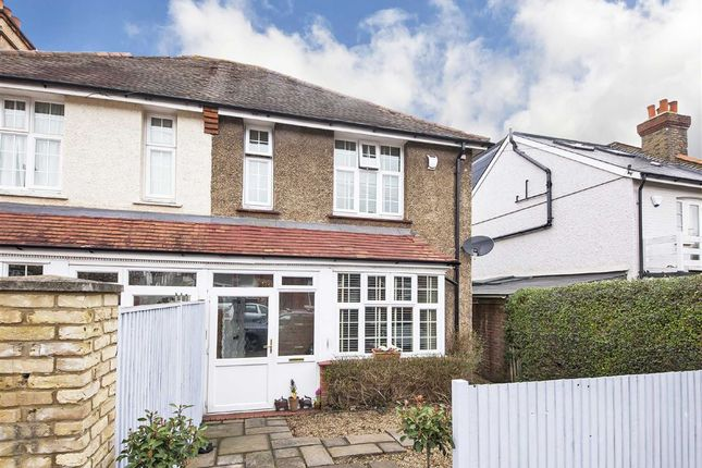 Thumbnail Property for sale in Ellerton Road, Tolworth, Surbiton