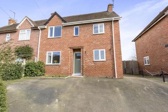 Thumbnail Semi-detached house for sale in Bouncers Lane, Prestbury, Cheltenham, Gloucestershire