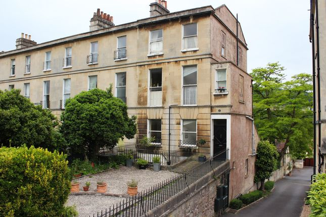 Thumbnail Flat to rent in Alexander Buildings, London Road, Bath
