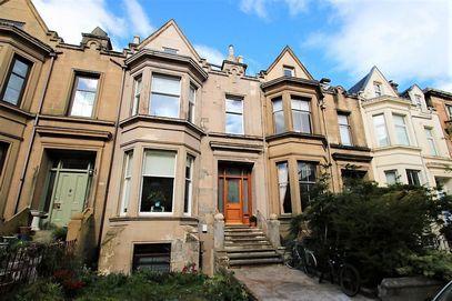 Thumbnail Flat to rent in Cecil Street, Glasgow, 8Rh