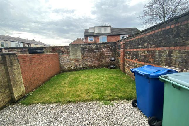 Rear Garden of Walshaw Road, Walshaw, Bury BL8