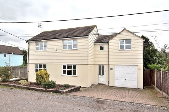 Thumbnail Detached house for sale in Barnston, Dunmow, Essex