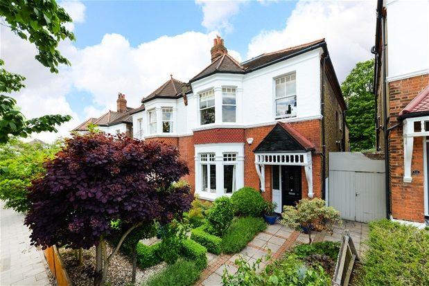 Thumbnail Semi-detached house for sale in Eynella Road, London
