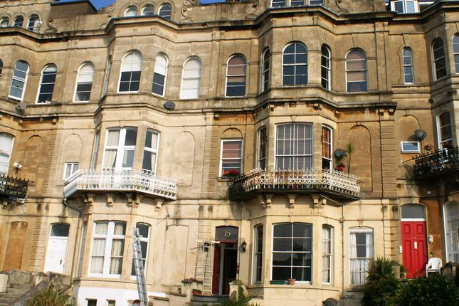 Thumbnail Flat to rent in Atlantic Road, Weston Super Mare