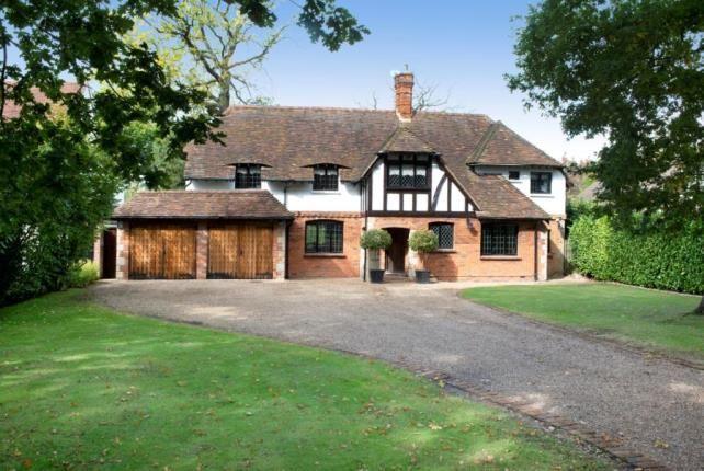 Thumbnail Detached house for sale in The Glen, Farnborough Park