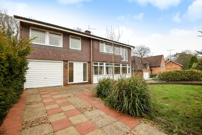 Thumbnail Detached house to rent in Howards Wood Drive, Gerrards Cross
