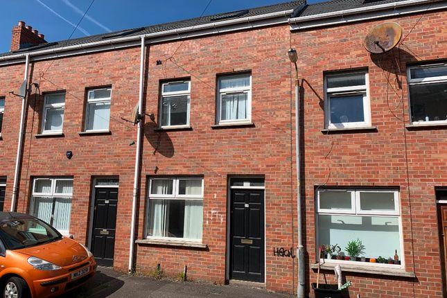 3 bed flat to rent in Thalia Street, Belfast BT12