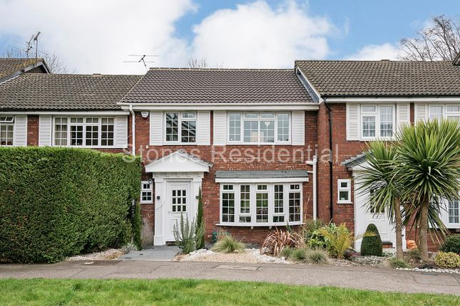 Thumbnail Terraced house for sale in Temple Mead Close, Stanmore