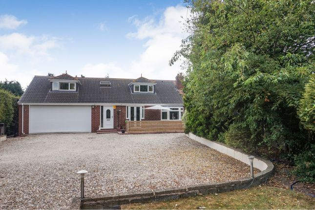 Thumbnail Semi-detached bungalow for sale in Manor Croft, Normanton