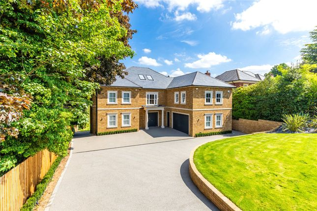 Thumbnail Detached house for sale in Coombe Ridings, Coombe, Kingston Upon Thames
