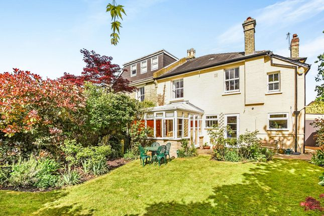 Thumbnail Semi-detached house for sale in King Charles Road, Berrylands, Surbiton