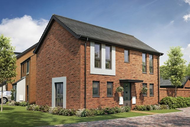 "Thumbnail Detached house for sale in ""The Clayton Corner"" at Berrington Road, Off London Road, Hampton"