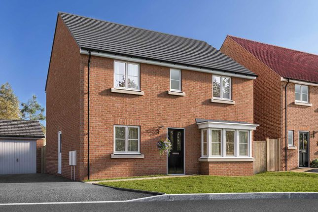 """4 bed detached house for sale in """"The Pembroke"""" at Sparkmill Lane, Beverley HU17"""