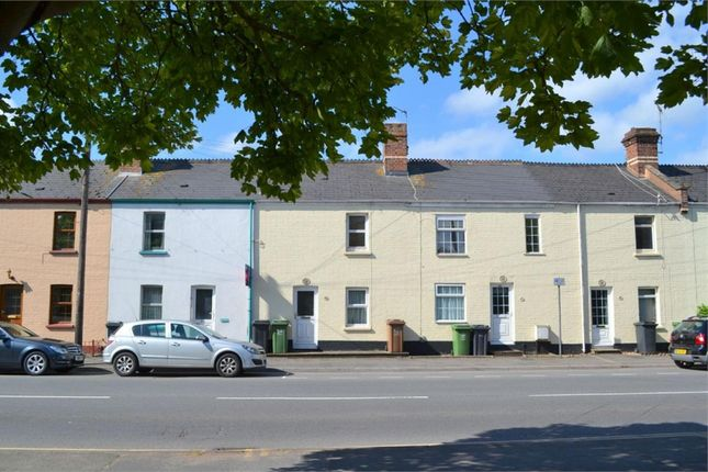 Thumbnail Terraced house to rent in Topsham Road, Exeter