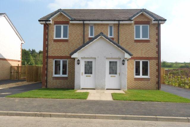 2 bed semi-detached house to rent in Meadowfoot Gardens, Ecclefechan, Lockerbie DG11
