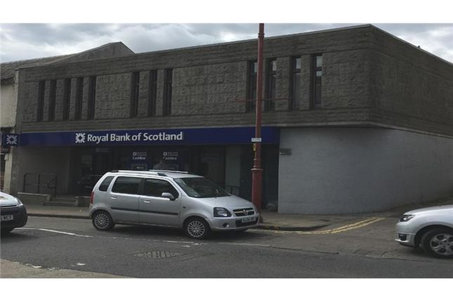 Thumbnail Retail premises for sale in 102, High Street, Cowdenbeath, Fife, UK