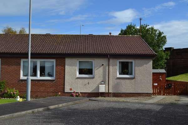 Thumbnail Semi-detached bungalow for sale in 19 Shellbridge Way, Ardrossan